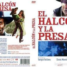Cine: EL HALCON Y LA PRESA. Lote 109015871