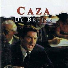 Cine: CAZA DE BRUJAS. Lote 109015975