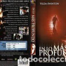 Cine: EN LO MAS PROFUNDO. Lote 109016623