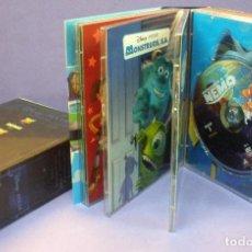 Cine: PACK DISNEY PIXAR - 7 PELÍCULAS, 9 DISCOS - DVD . Lote 109026115