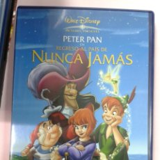 Cine: PETER PAN. REGRESO AL PAIS DE NUNCA JAMAS. Lote 109146619