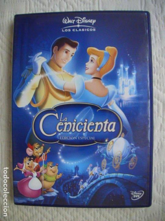 la cenicienta (dibujos animados, disney) dvd - Comprar Películas en ...