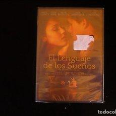 Cine: EL LENGUAJE DE LOS SUEÑOS - DVD NUEVO PRECINTADO. Lote 109204871