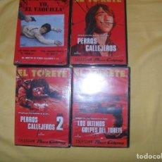 Cine: PERROS CALLEJEROS EL TORETE. Lote 109267951