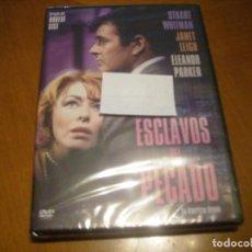 Cine: ESCLAVOS DEL PECADO : ELEANOR PARKER DVD PRECINTADO. Lote 109392379