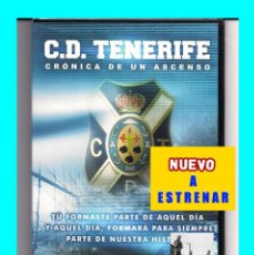 Cine: C.D. TENERIFE - CRÓNICA DE UN ASCENSO - CLUB DEPORTIVO TENERIFE - FÚTBOL PRIMERA DIVISIÓN 2009. Lote 109394547