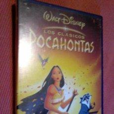 Cine: POCAHONTAS - DVD - LOS CLASICOS - WALT DISNEY - . Lote 109487083