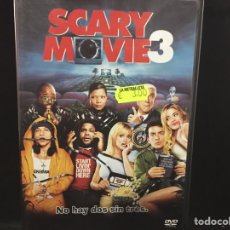 Cine: SCARY MOVIE 3 - DVD. Lote 109489434