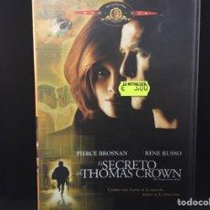 Cine: EL SECRETO DE THOMAS CROWN - DVD. Lote 109490254