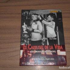 Cine: EL CARRUSEL DE LA VIDA DVD DE ERICH VON STROHEIM ORIGENES DEL CINE NUEVA PRECINTADA. Lote 179333672