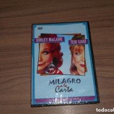 Cine: MILAGRO A LA CARTA DVD SHIRLEY MACLAINE TERI GARR NUEVA PRECINTADA. Lote 218467440