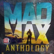 Cine: MAD MAX ANTHOLOGY. PACK 4 PELÍCULAS MAD MAX EN DVD. ED. LIMITADA VINTAGE. NUEVO.. Lote 109586131