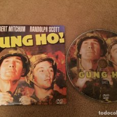 Cine: GUNG HO! ROBERT MITCHUM RANDOLPH SCOTT PELICULA DVD KREATEN. Lote 109621759