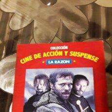 Cine: DVD EL CABALLERO TEMPLARIO - PETER FLINTH. Lote 110067863