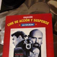 Cine: DVD DESDE PARIS CON AMOR - PIERRE MOREL. Lote 110068719