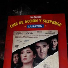 Cine: DVD SHANGHAI - MIKAEL HAFSTROM. Lote 110069779