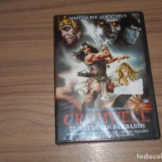 Cine: CROMWELL EL REY DE LOS BARBAROS DVD NUEVA PRECINTADA. Lote 295625858