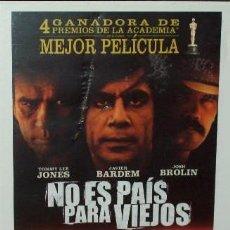 Cine: NO ES PAIS PARA VIEJOS - CAJA SLIM. Lote 110255911