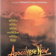 Cine: DVD APOCALYPSE NOW REDUX MARLON BRANDO. Lote 110521087