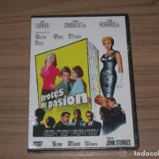 Cine: BROTES DE PASION DVD DE JOHN STURGES LARA TURNER NUEVA PRECINTADA. Lote 211666550