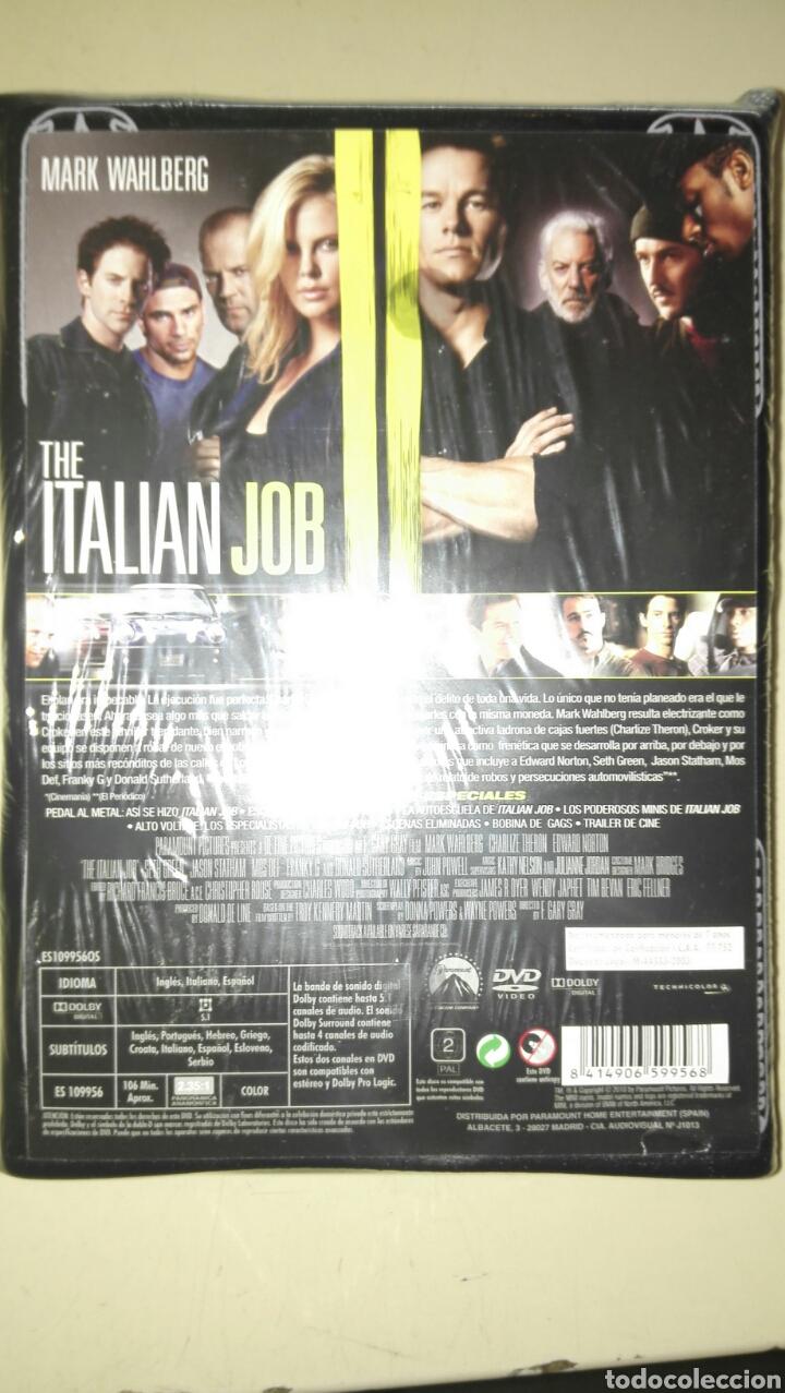Cine: Italian Job edicion especial - Foto 2 - 110540570