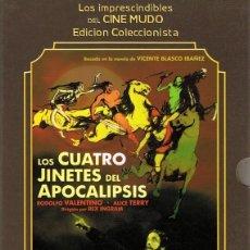 Cine: DVD LOS CUATRO JINETES DEL APOCALIPSIS (EDICIÓN COLECCIONISTA). Lote 110570883