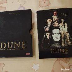 Cine: DVD DUNE EDICION ESPECIAL EL FILM DE CULTO DE DAVID LYNCH. Lote 110590487