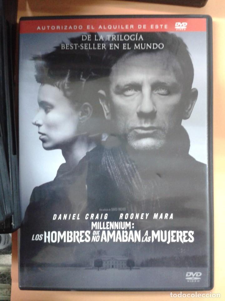 MILLENNIUM (DANIEL CRAIG) (Cine - Películas - DVD)