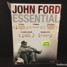Cine: JOHN FORD - ESSENTIAL - 5 DVD BOX. Lote 110670458