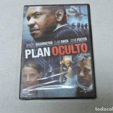 Cine: PLAN OCULTO DVD. Lote 110701751