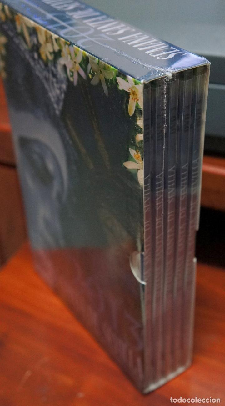 MAGNIFICO PACK DE 6 DVD SEMANA SANTA DE SEVILLA 2013 PRECINTADO (Cine - Películas - DVD)
