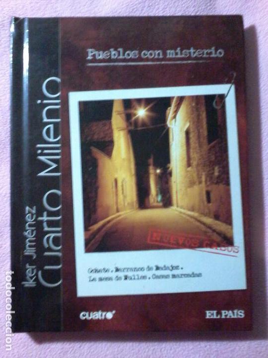 dvd y libro cuarto milenio pueblos con misterio - Comprar Películas ...