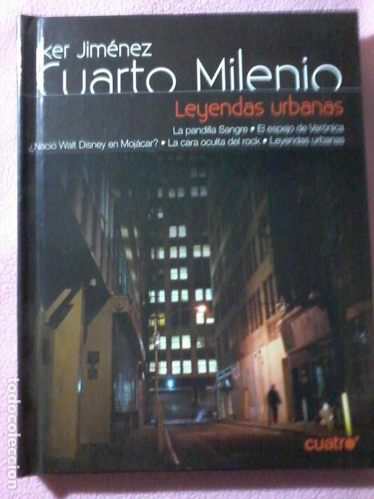 iker jiménez cuarto milenio - leyendas urbanas - Comprar Películas ...