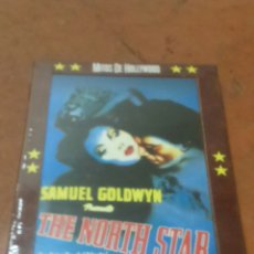 Cine: DVD. THE NORTH STAR. LA ESTRELLA DEL NORTE. PRECINTADA. MITOS DE HOLLYWOOD.. Lote 110118579