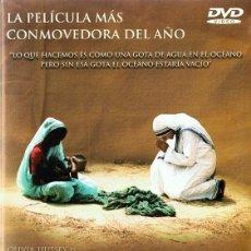 Cine: DVD TERESA DE CALCUTA OLIVIA HUSSEY . Lote 111016211