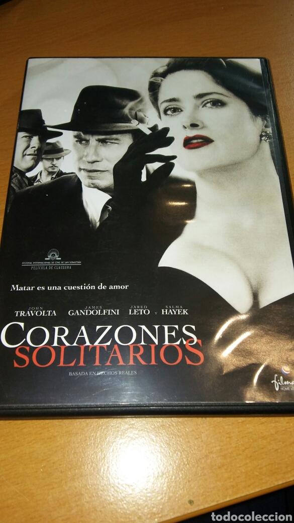 PELÍCULA DVD CORAZONES SOLITARIOS (Cine - Películas - DVD)