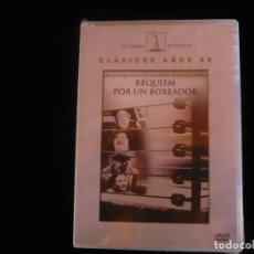 Cine: REQUIEM POR UN BOXEADOR - DVD NUEVO PRECINTADO. Lote 111344047