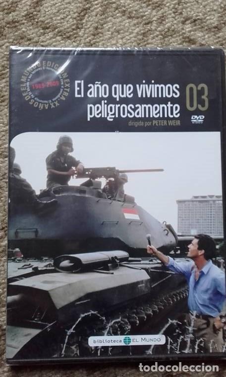 EL AÑO QUE VIVIMOS PELIGROSAMENTE-PRECINTADA (Cine - Películas - DVD)