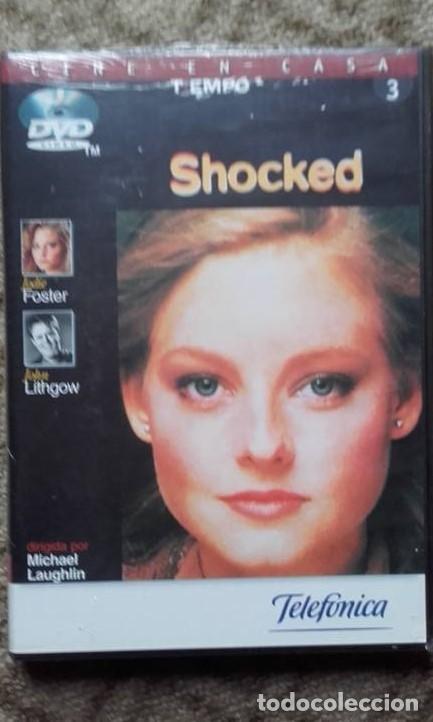 SHOCKED-PRECINTADA (Cine - Películas - DVD)