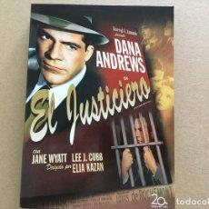 Cine: DVD SOLO FUNDA EXTERIOR-DANA ANDREWS. Lote 111378139