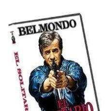 Cinema: EL SOLITARIO - JEAN-PAUL BELMONDO, MICHEL BEAUNE DVD NUEVO. Lote 113829662