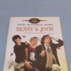 Cine: DVD. BENNY & JOON. CON JOHNNY DEPP. DESCATALOGADO.. Lote 111503207