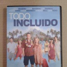 Cine: TODO INCLUIDO (VINCE VAUGHN). Lote 111615143