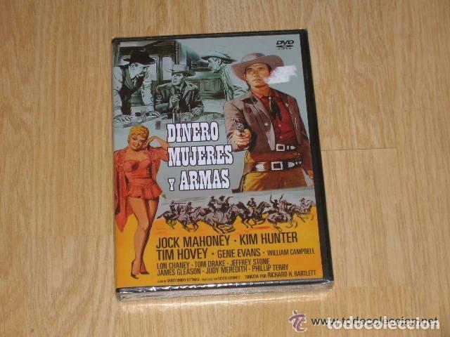 DINERO MUJERES Y ARMAS DVD NUEVA PRECINTADA (Cine - Películas - DVD)