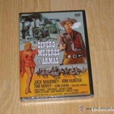 Cine: DINERO MUJERES Y ARMAS DVD NUEVA PRECINTADA. Lote 218918810