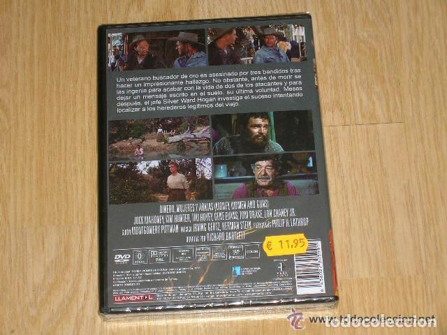 Cine: DINERO MUJERES y ARMAS DVD Nueva PRECINTADA - Foto 2 - 253416600