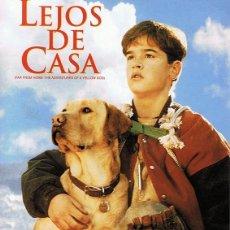 Cine: DVD LEJOS DE CASA. Lote 111660715