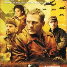 Cine: DVD RESISTENCIA DANIEL CRAIG . Lote 111662555