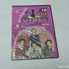 Cine: 7 VIDAS - TEMPORADA 2 CAPITULOS 35,36 DVD. Lote 111667011
