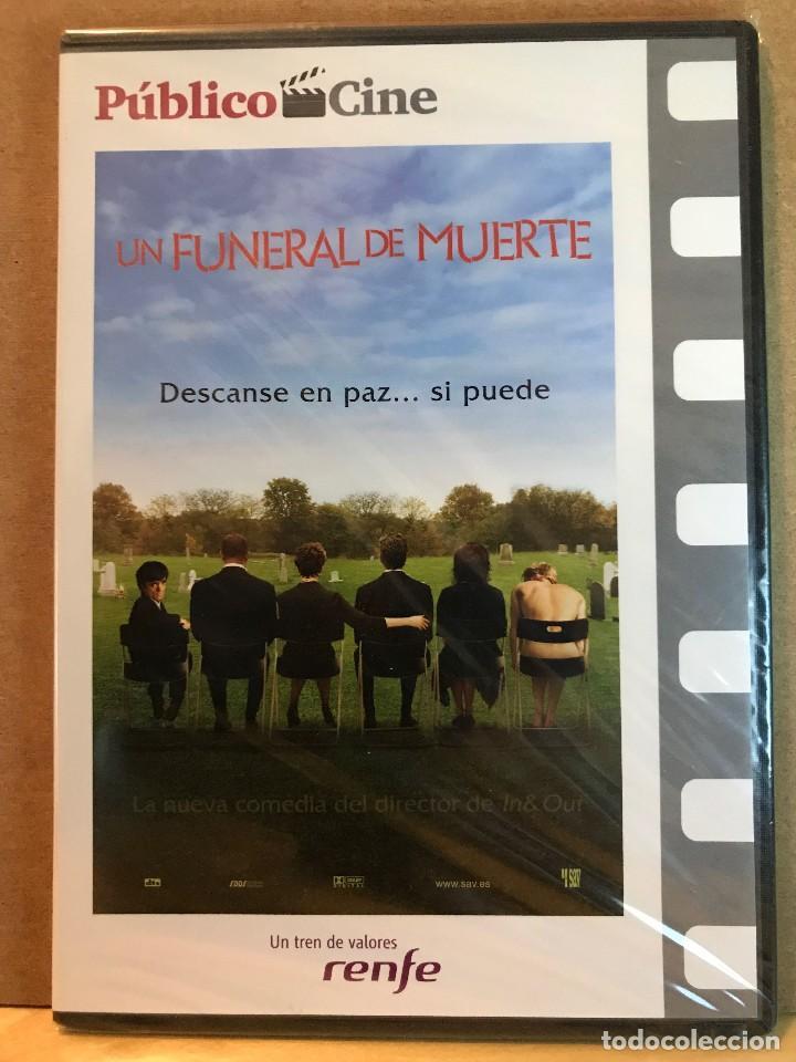 UN FUNERAL DE MUERTE - SIN DESPRECINTAR (Cine - Películas - DVD)